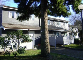 4151 Regent Exterior Townhouse Complex Re-paint for Metro Vancouver
