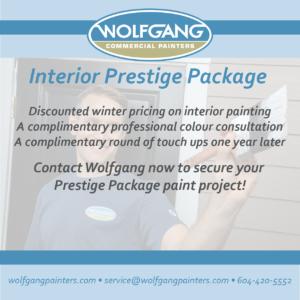 Wolfgang Interior Prestige Package