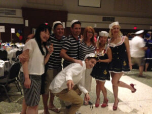 PAMA Sailor Casino Night for property managers