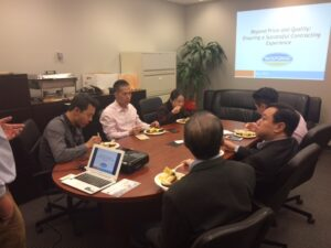 Wolfgang Lunch & Learn at Citybase Property Management