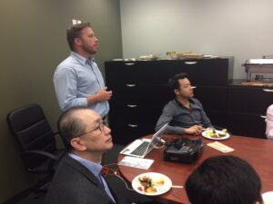 Lunch & Learn at Citybase Property Management