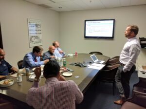 Martello Property Services Lunch & Learn