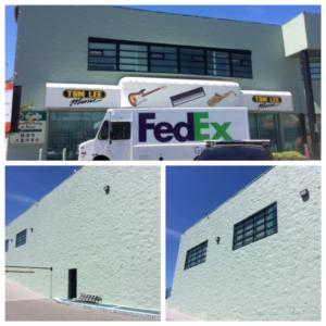 3631 No. 3 Rd., Richmond Commercial Repaint